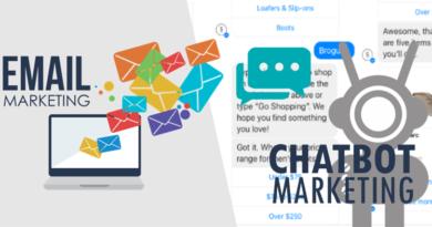Чат-боты и email маркетинг — лучшие друзья